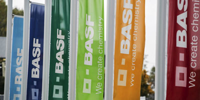 BASF; A team of experts to CREATE CHEMISTRY for a sustainable future